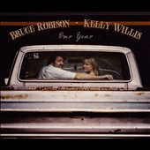 Kelly Willis/Bruce Robison: Our Year [Digipak] *