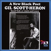 Gil Scott-Heron: Small Talk at 125th and Lenox