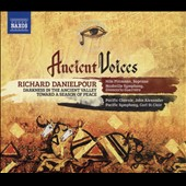 Richard Danielpour: 'Ancient Voices' - Darkness in the Ancient Valley, symphony (2011); Toward a Season of Peace (2012) / Hila Plitmann, soprano