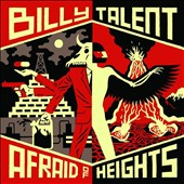 Billy Talent: Afraid of Heights [Signed Edition]