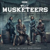 Paul Englishby: The Musketeers: Seasons 2 & 3 [Original TV Soundtrack]