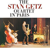 Stan Getz Quartet (Sax): Live in Paris [2/17]