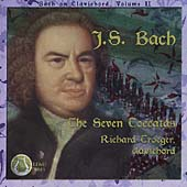 Bach: The Seven Toccatas / Richard Troeger