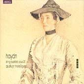 Haydn: String Quartets Op 20 / Mosaïques Quartet