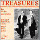Treasures for Violin and Guitar / Brusch, Svit