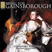 Music for Gainsborough - Abel, J.C. Bach, Linley, Straube