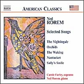 American Classics - Rorem: Selected Songs / Carole Farley