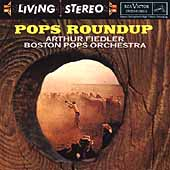Pops Roundup / Fiedler, Boston Pops Orchestra