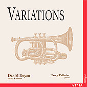 Variations - Weide, Liberati, Arban, et al /Doyon, Pelletier