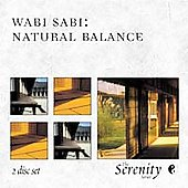 Various Artists: Serenity Series: Wabi Sabi - Natural Balance