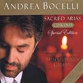 Sacred Arias (CD & DVD Special Edition) / Andrea Bocelli