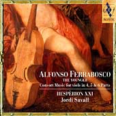 Ferrabosco: Consort Music for Viols / Savall, Hespèrion XXI