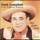 Cecil Campbell: Steel Guitar Swing