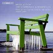 Hugo Alfv&#233;n - The Symphonies and Rhapsodies / Jarvi