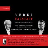 Verdi: Falstaff / Toscanini, Karajan, et al