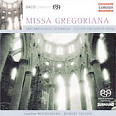 SACD Collection - Missa Gregoriana / Velten, et al