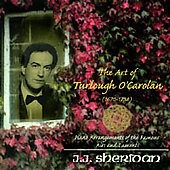 J.J. Sheridan: The Art of Turlough O'Carolan (1670-1738)