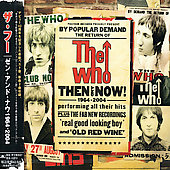 The Who: Then & Now 1964 - 2004