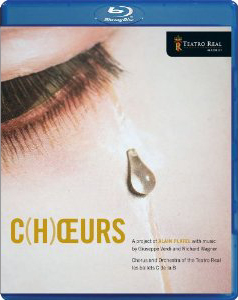 C(h)oeurs - A project by Alain Platel with music by Verdi & Wagner  / Chorus And Orchestra Of The Teatro Real; Les Ballets C De La B /  [Blu-Ray]