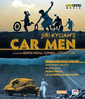 Jirí Kylián: 'Car Men;' 'La Cathédrale Engloutie;' 'Silent Cries' / Netherlands Dance Theater; Royal Concertgebouw Orch.; Haitink [Blu-ray]