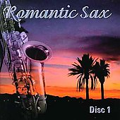 Various Artists: Romantic Sax, Vol. 1