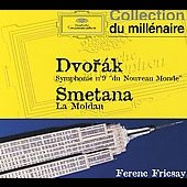 Smetana: Moldau/Dvorak: Symphony No.9 'from The New World'