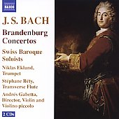 Bach: Brandenburg Concertos, etc / Bashmet, et al