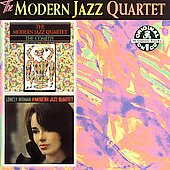 The Modern Jazz Quartet: The Comedy/Lonely Woman