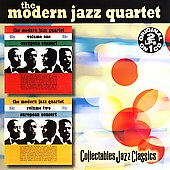 The Modern Jazz Quartet: European Concert [Collectables]