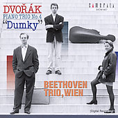 Dvor&#225;k: Piano Trio no 4 